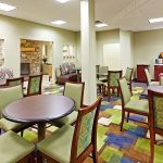 Holiday Inn Express Blowing Rock South breakfast area