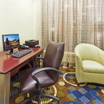 Holiday Inn Express Blowing Rock South business center