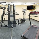 Holiday Inn Express Blowing Rock South fitness center