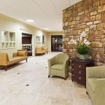 Holiday Inn Express Blowing Rock South hotel lobby