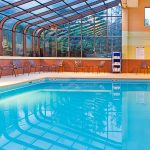 Holiday Inn Express Blowing Rock South indoor pool